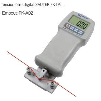Tensomiètre FK1K-FK-A02 - 1000N / 0.5N